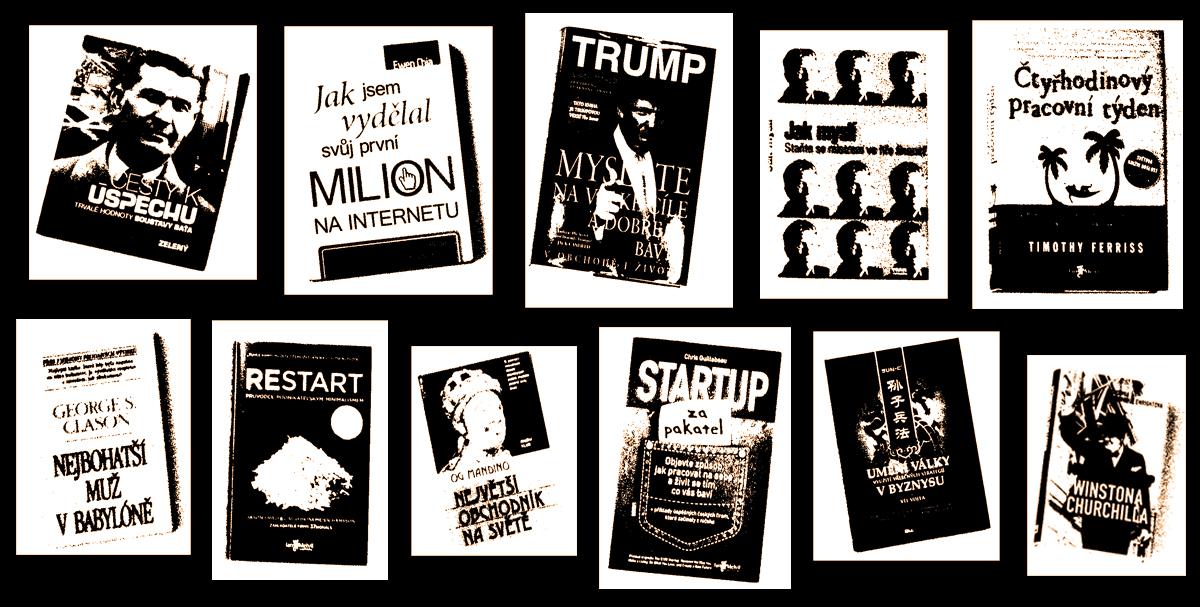 Knihy o podnikání