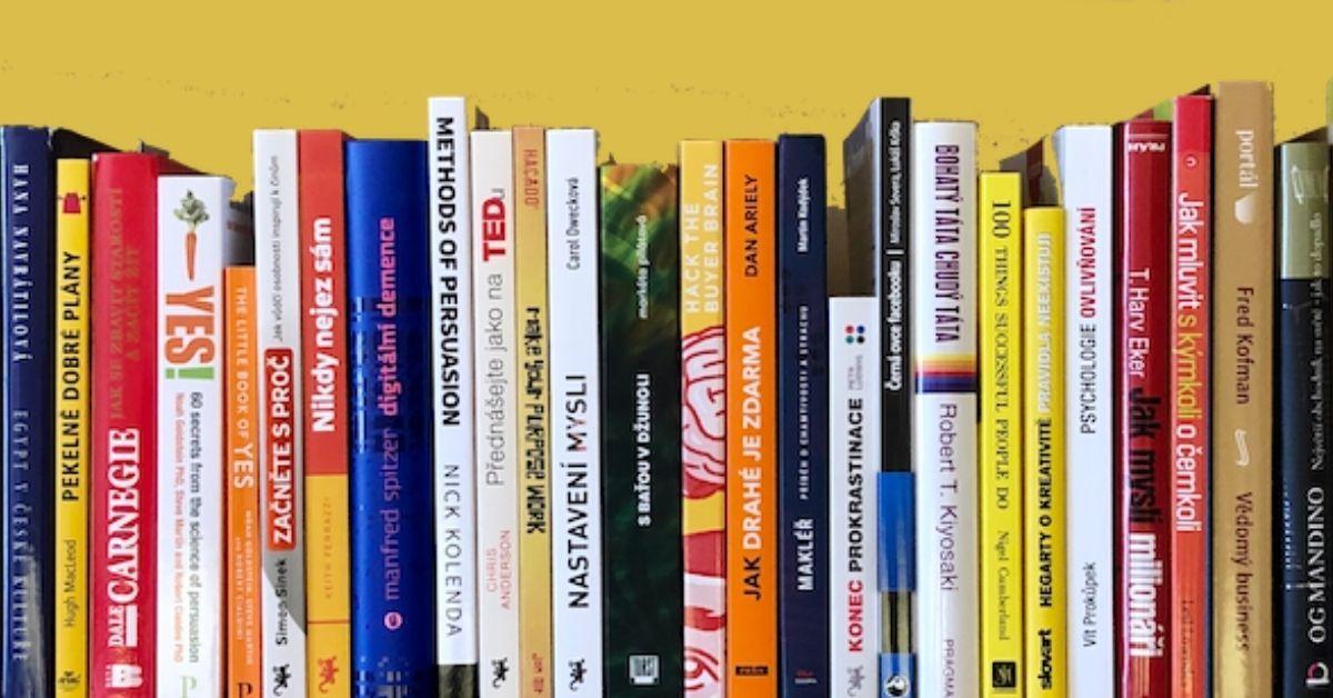Knihy opodnikání