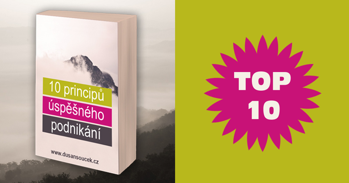 Úspěšné podnikání ebook zdarma 10 principů