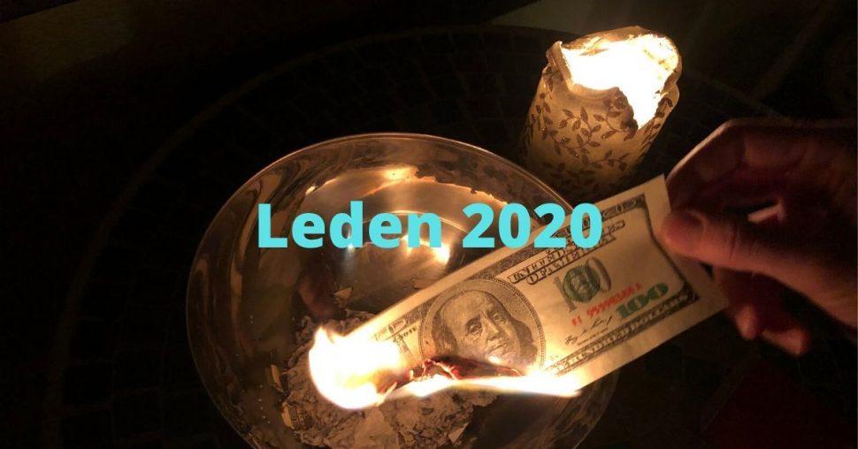 dusan soucek report leden 2020