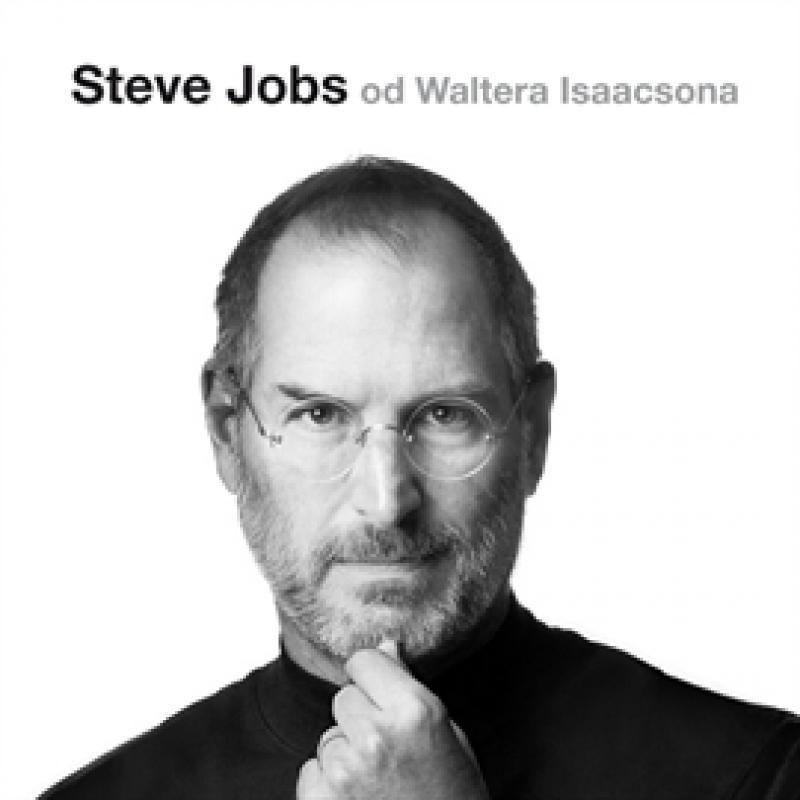 Audiokniha Steve Jobs