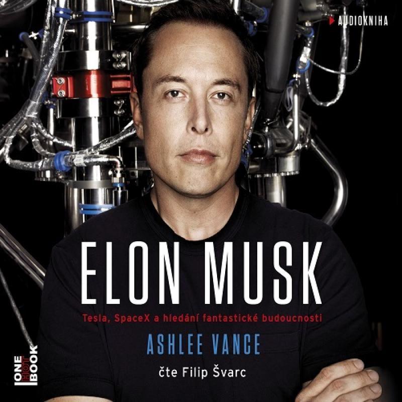 Elon Musk audiokniha Progresguru