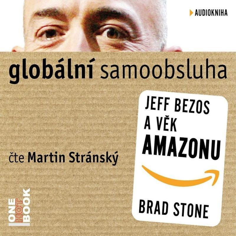 Audiokniha Globální samoobsluha Jeff Bezos