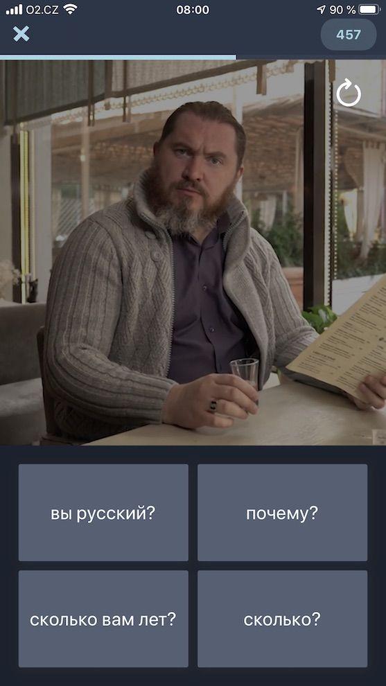 memrise russian 3