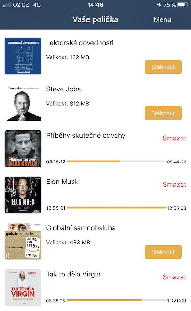 progress guru audioknihy