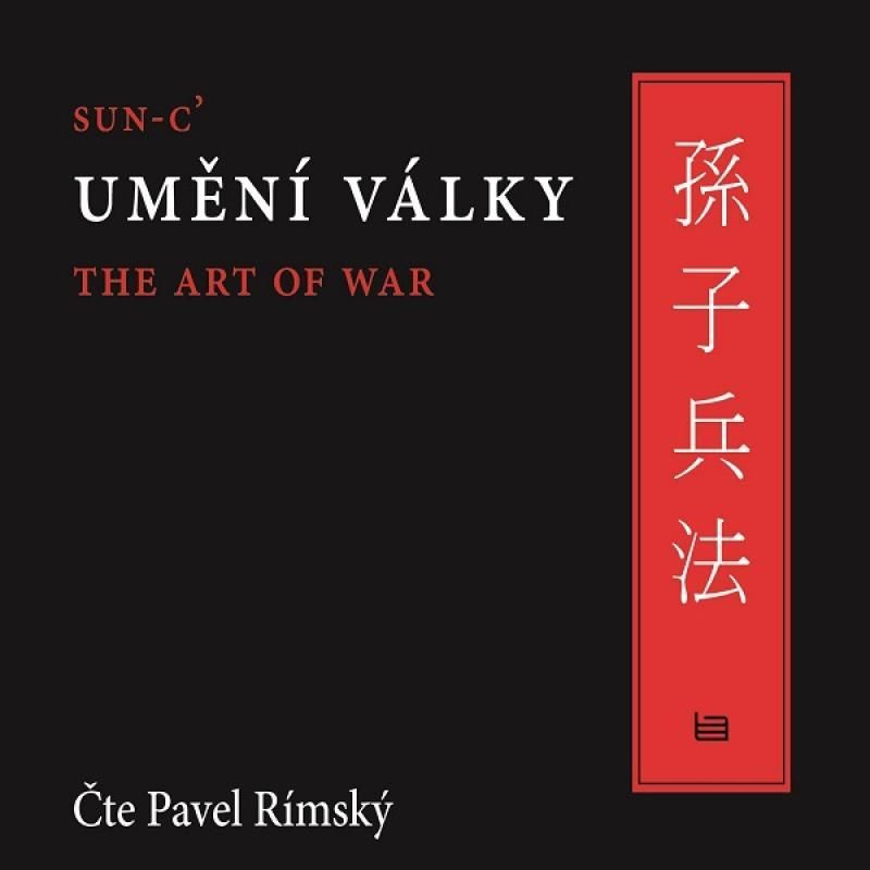Audiokniha Umění války