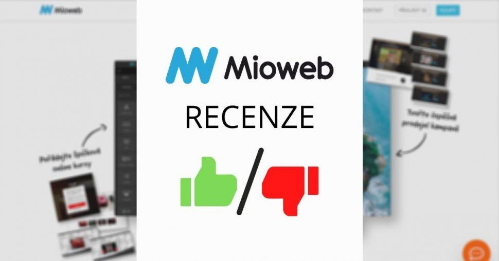 MioWeb recenze