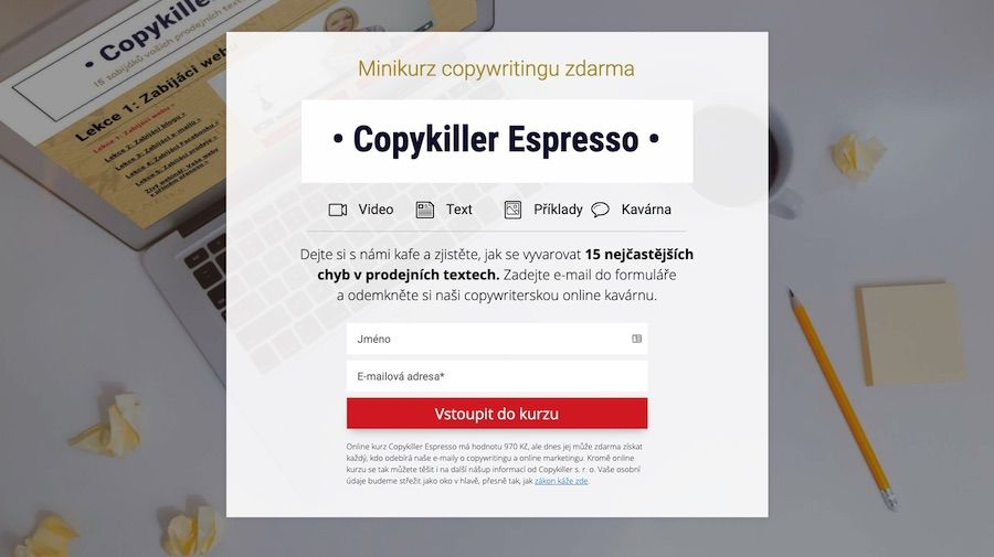 tvorba webu copykiller lp3