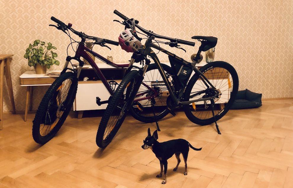 nova kola cyklo