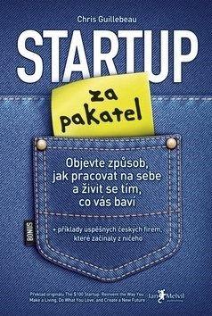 Startup zapakatel