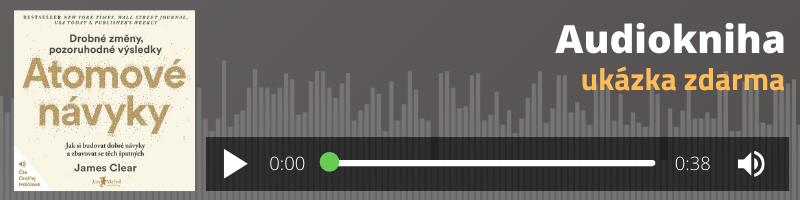 Atomové návyky audiokniha
