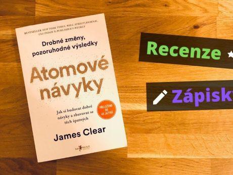 Atomové návyky James Clear